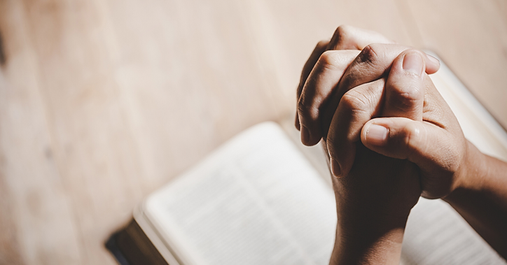 praying. Jeremiah 333
