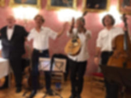 Blätterwirbel 2019 Bürgermeisterzimmer St. Pölten