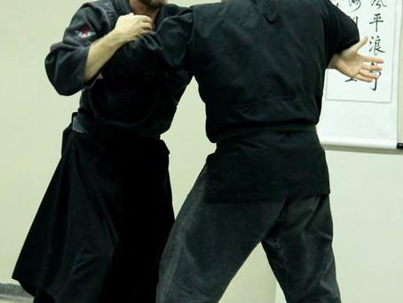 Today in Honbu dojo - 1st lesson