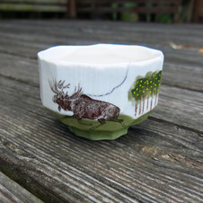"""Cup, """"Wind in My Antlers"""""""