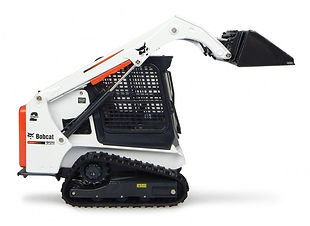 Bobcat Track Skid Loader