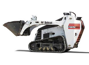 MT 55 Mini Skid Steer