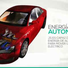 J5 Sistema de energía auto recargable