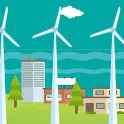 Energía Eólica Utal
