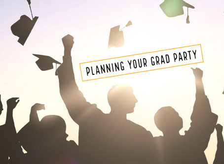 Planning Your Grad Party