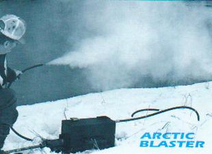 Arctic Blaster Steam Generator