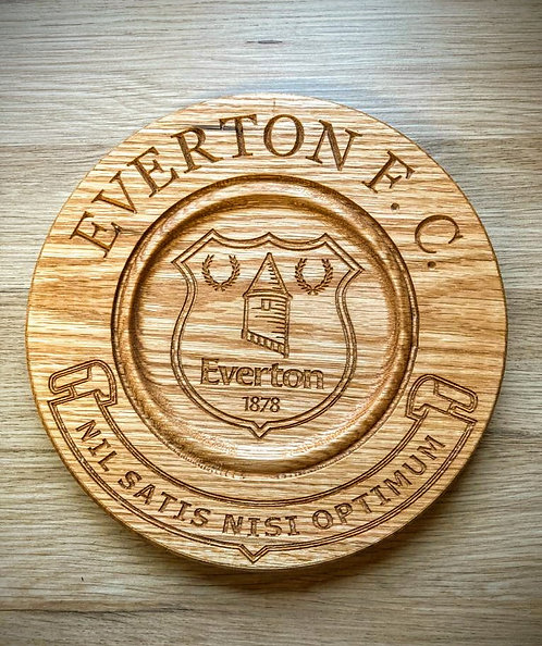 Oak plaque - Ever 10inch
