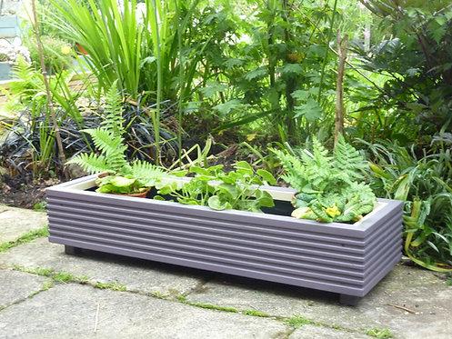 Long Trough Planter - single tier