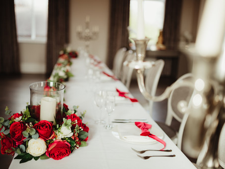Moving from a Summer to a Winter Wedding