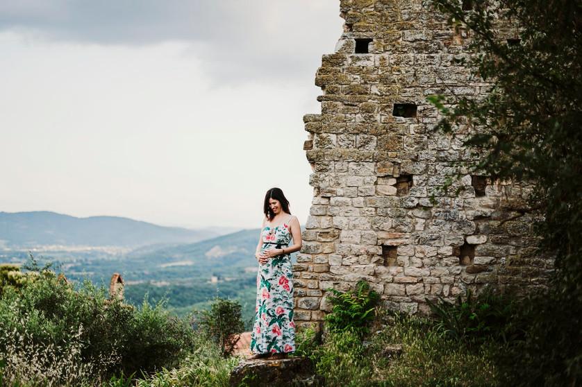 fotografico di gravidanza montevarchi