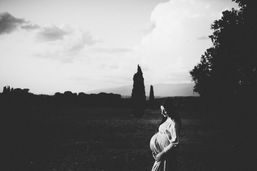 servizio fotografico di gravidanza in valdarno