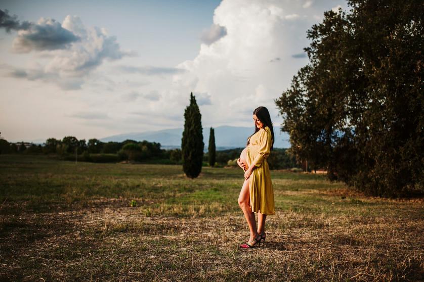 servizio fotografico di gravidanza san giovanni