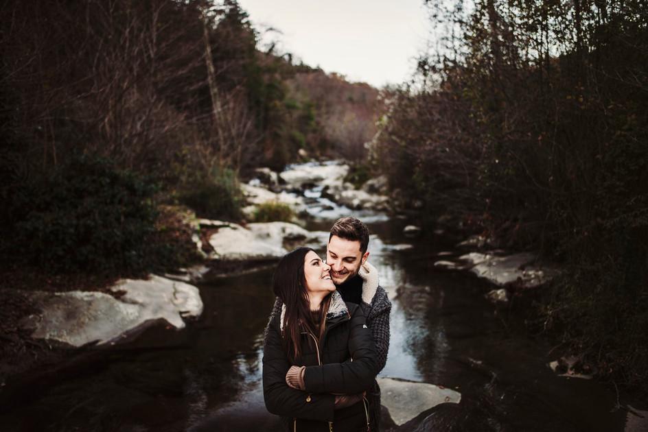 servizio fotografico di coppia loro ciuffenna