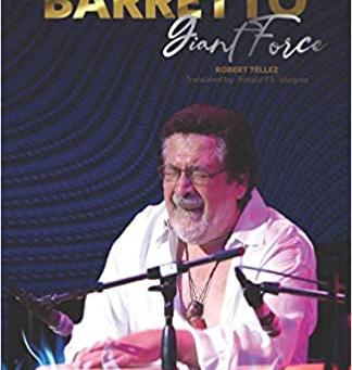 Ray Barretto, Fuerza Gigante ahora disponible en inglés
