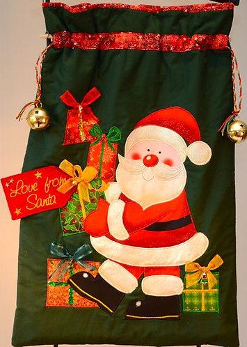 Night Before Christmas - Santa Sack