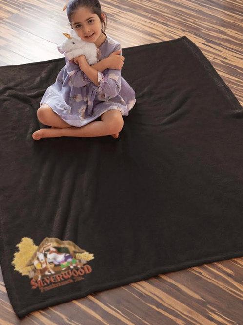Port Fleece Sweatshirt Blanket