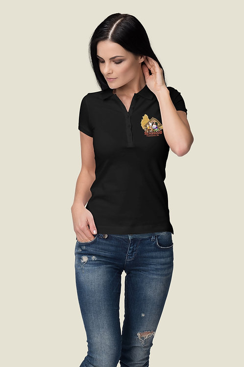Women's Port Stretch Pique Polo