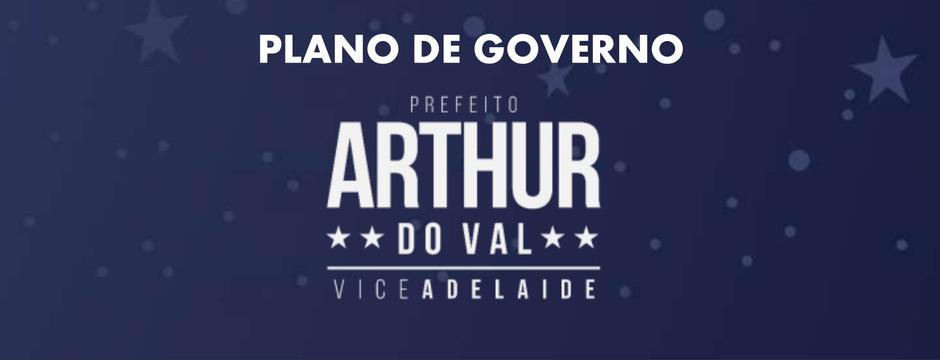 Análise dos prefeituráveis de São Paulo: Arthur do Val (PATRIOTA)