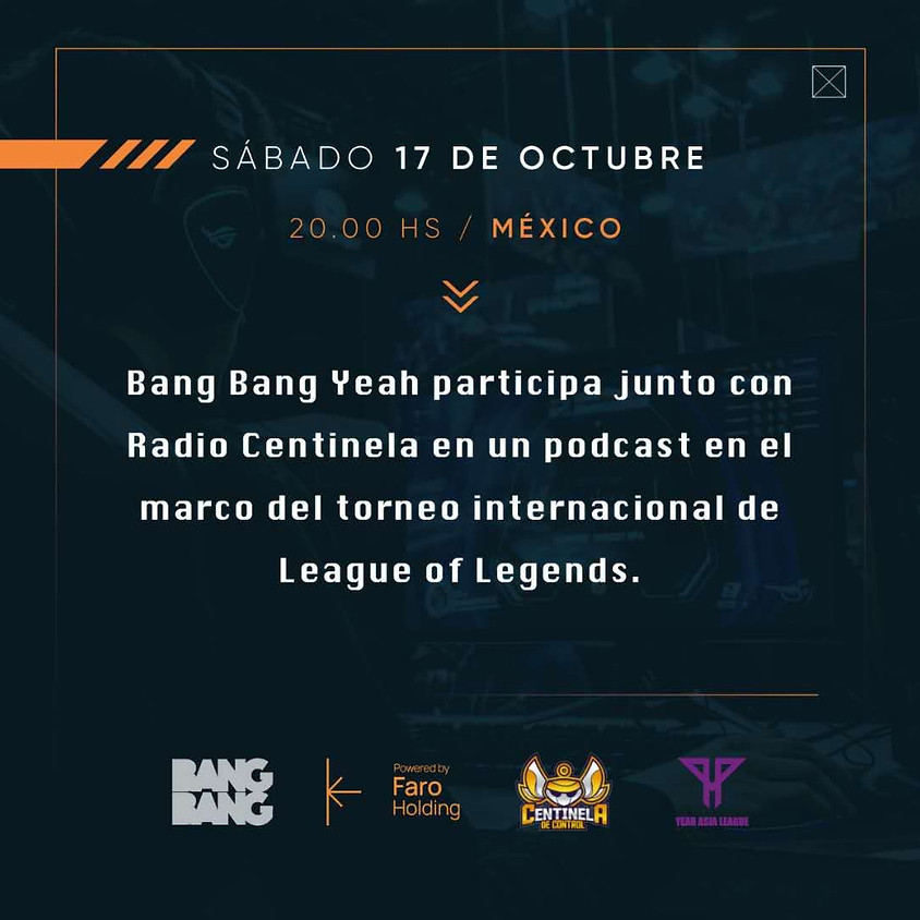 Exports Webinar for Mexico - International Tournaments of League of Legends