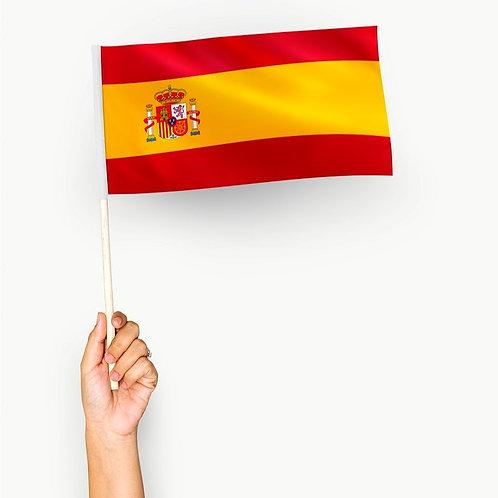 Spanish Lesson 1