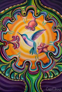 Resurrection of the Hummingbird