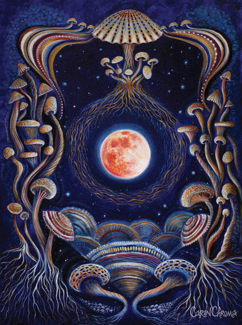 MoonShroom Eclipse