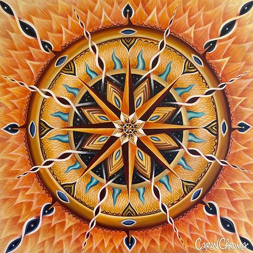 Sol Compass
