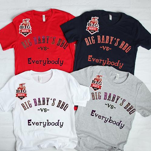 Big Baby's T-Shirts