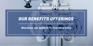 Our Benefits Offerings