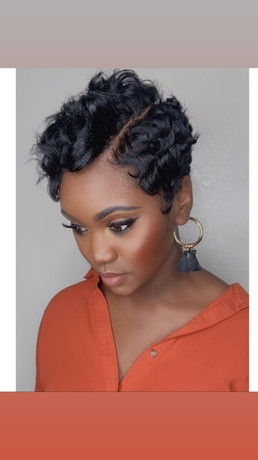 Dallas Short Hairstylist