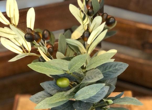 Olive Leaf Pick