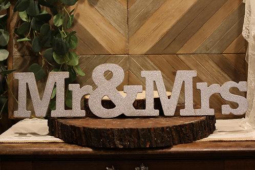 Mr & Mrs Silver