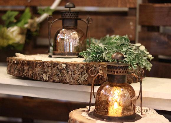 Small Bronze Lantern