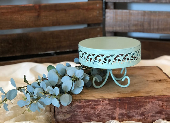 Small Mint Cake Stand