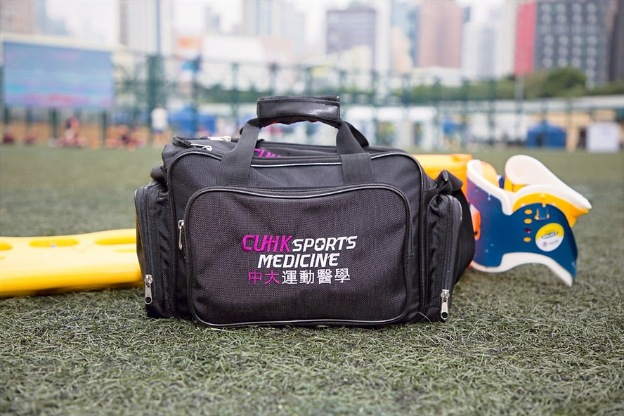 CUHK Sports Medicine Team