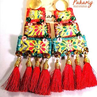 Aro Colección Barroca Triple Textil (PAKARIY)