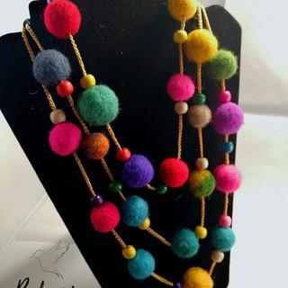 Collar Lana Natural (PAKARIY)
