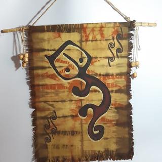 Mural Étnico Decorativo (KAMIRI)
