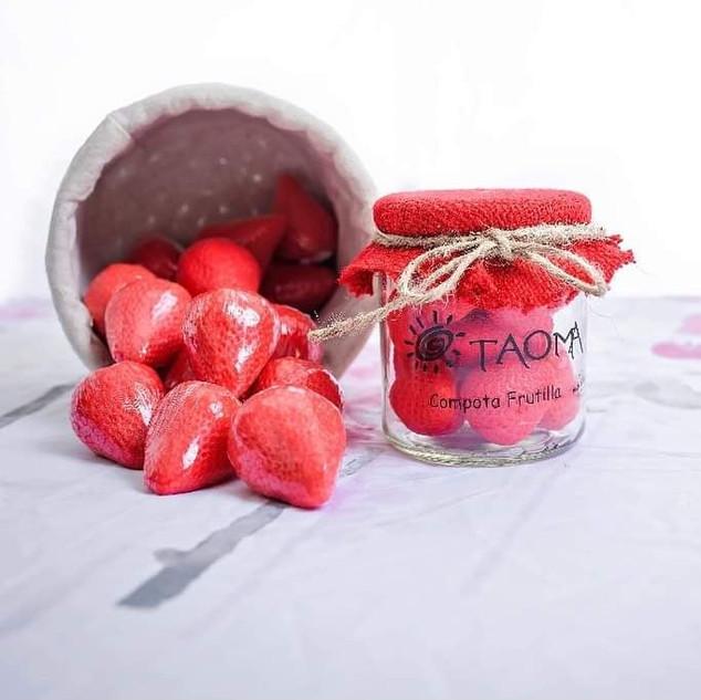 Jabón de Frutilla (TAOMA)