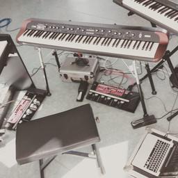 BLOO  Yvan Pinson claviers