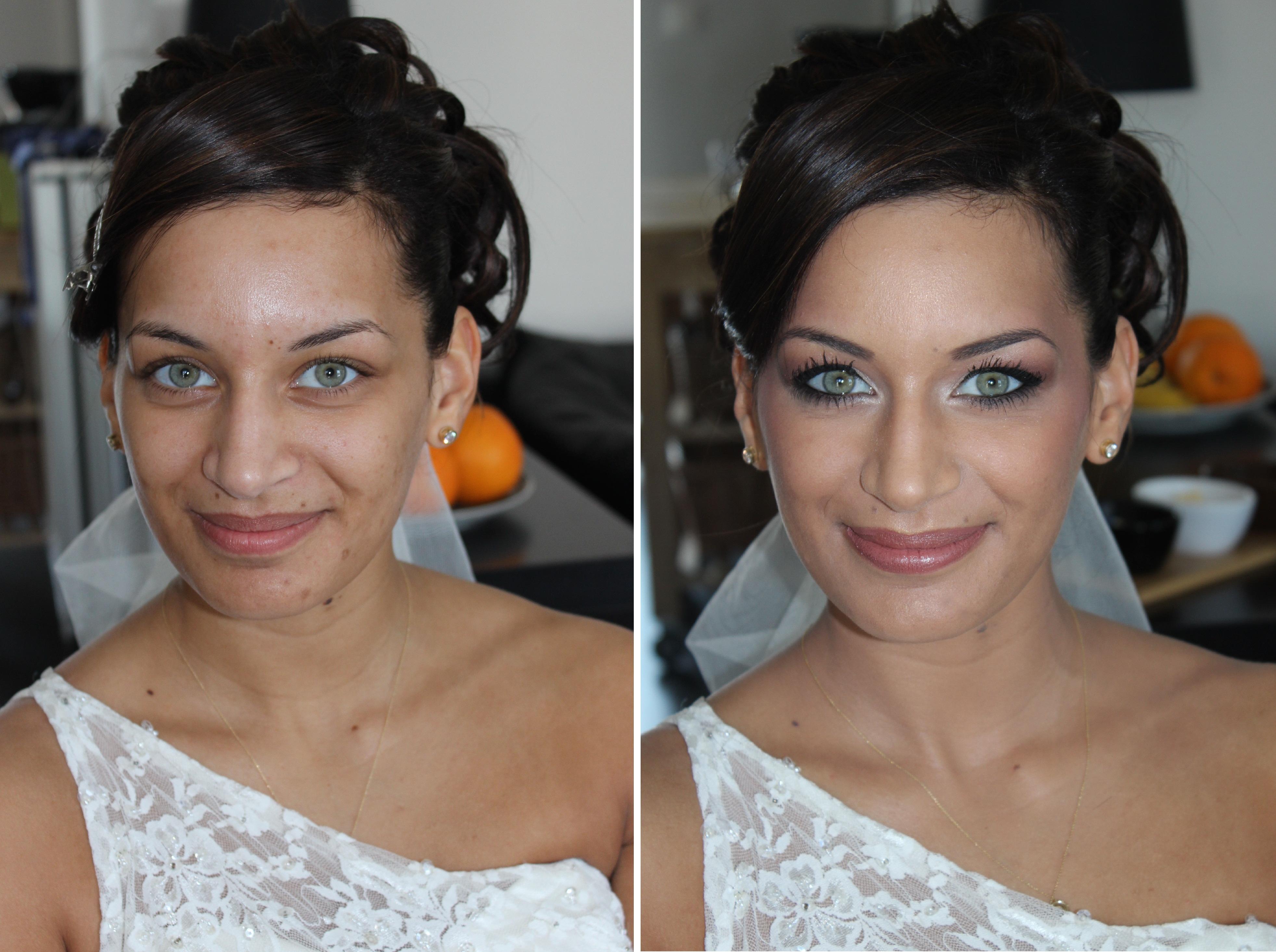 voor en na Yemine