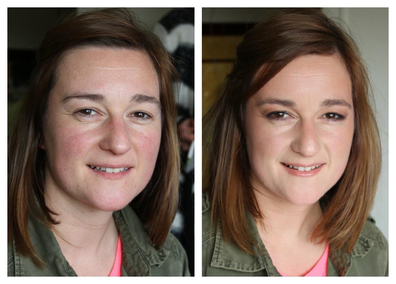 voor en na fotoshoot 2