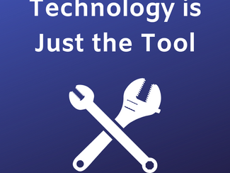 Why Technology is Just a Tool: A Brief History