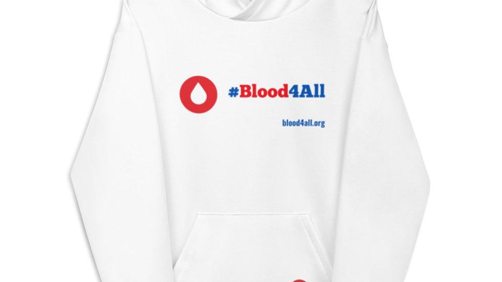 #Blood4All Hoodie