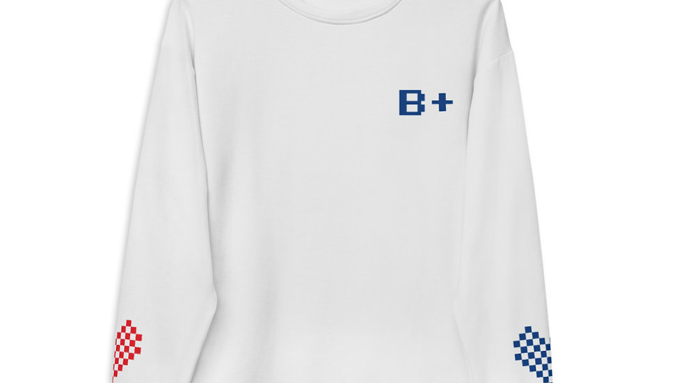 B+ Give #Blood4All Unisex Sweatshirt
