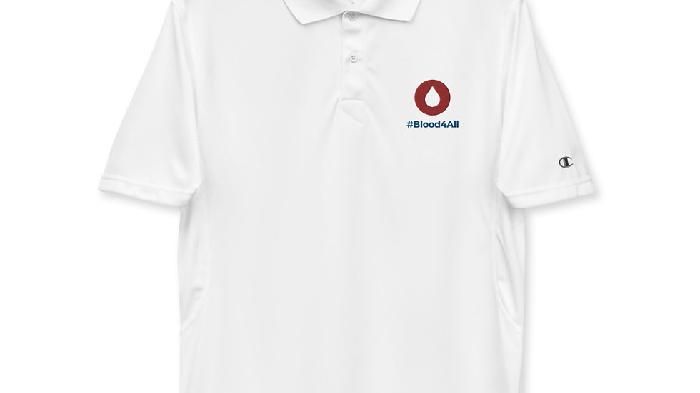 Blood4all Men's Polo Limited Edition