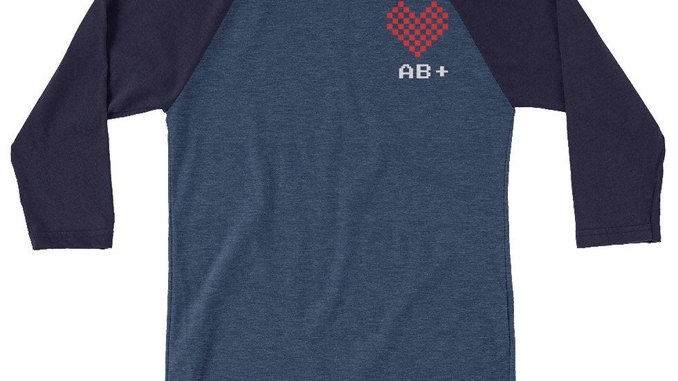 Love AB+ Unisex 3/4