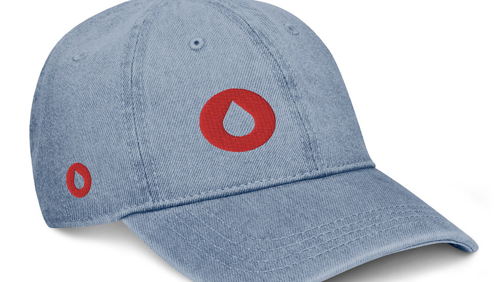 #Blood4All Cap Jeans
