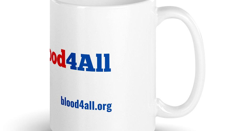 #Blood4All Big Mug