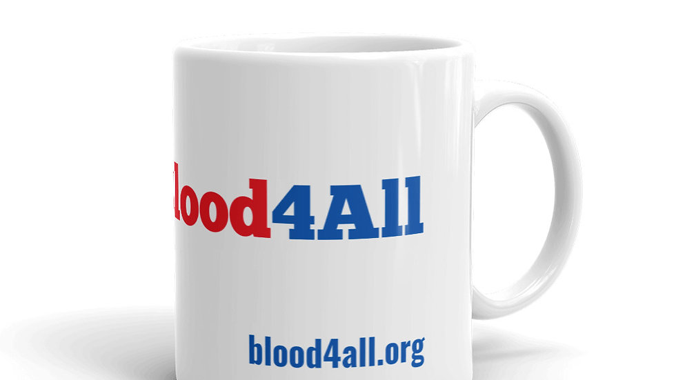 #Blood4All Mug
